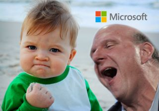 Microsoft Success And Fail