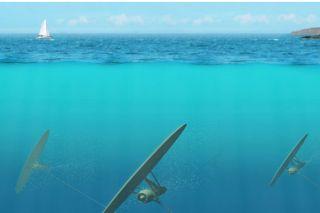 The new WPI kite, tech, energy technology