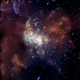 Unexpected Beat in Heart of Milky Way