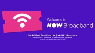 NOW cheap broadband deals