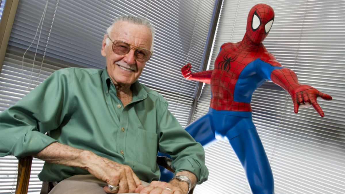 What's your favorite Stan Lee moment or memory?