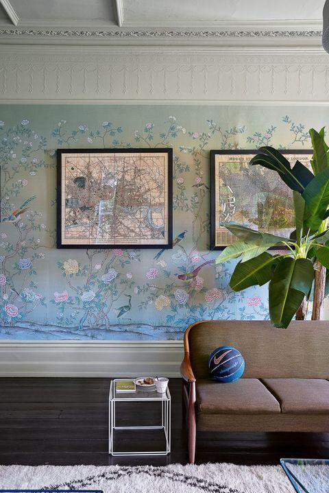 14 Living Room Wallpaper Ideas For An Easy Update Livingetc