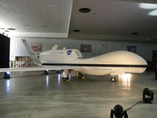 NASA Recruits Unmanned Aircraft for Earth Science