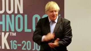 Boris Johnson: there's worse things than a mildly innacurate Wikipedia entry