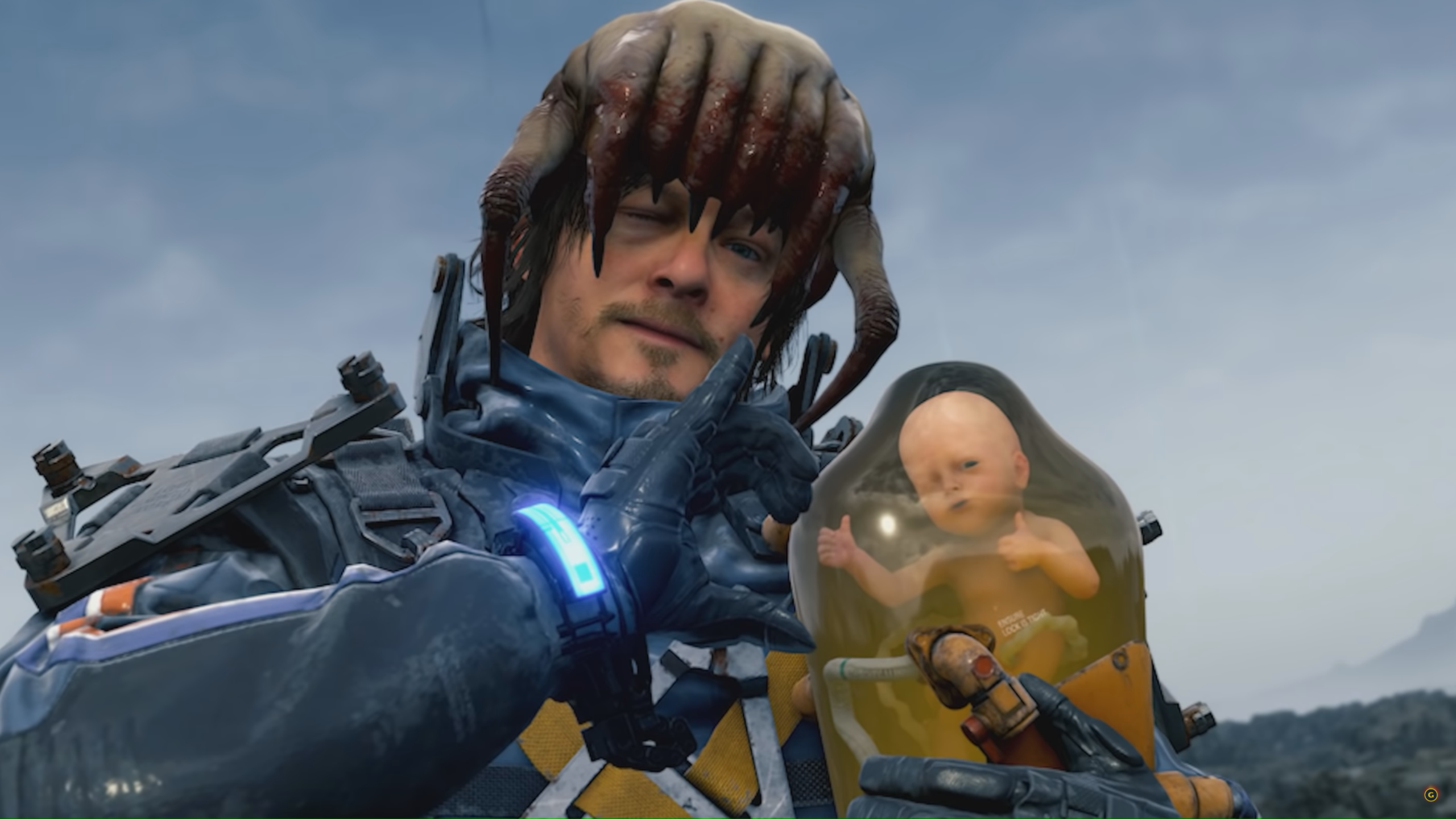 PC is the perfect way to play Death Stranding
