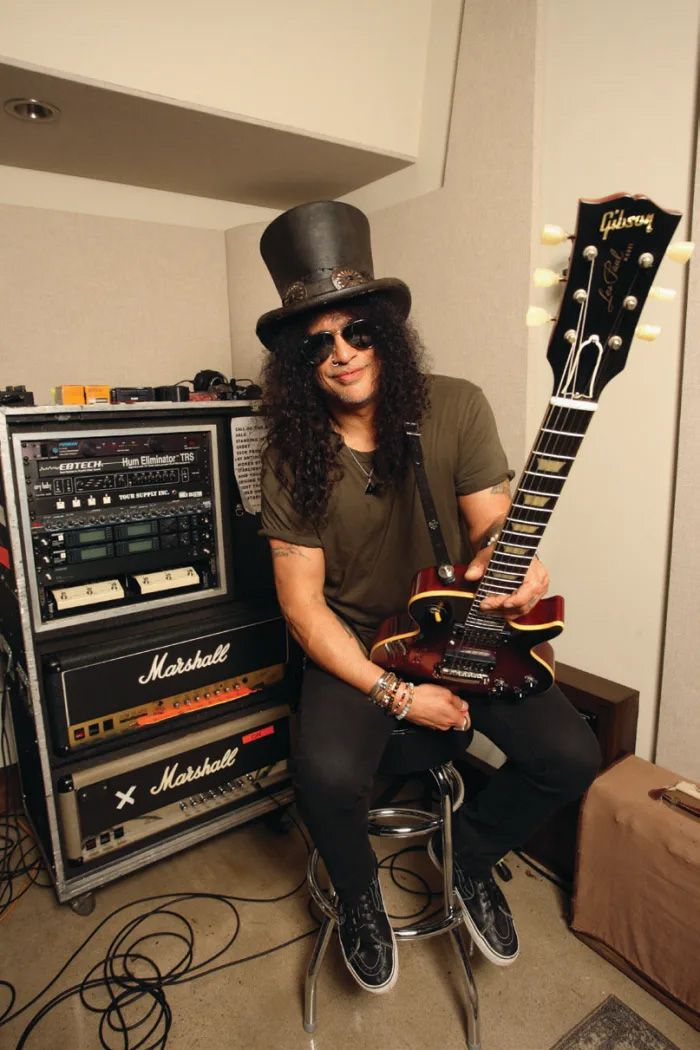 Slash Reveals the Method Behind His Riff-Writing Madness ...