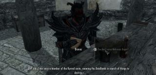 Skyrim Interesting NPCs mod