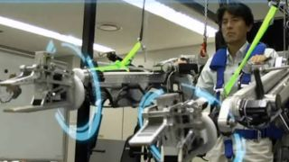 Alien Power Loader exosuit is being made by Panasonic arm