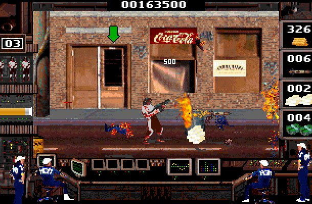 I wonder how much Coca-Cola would have paid to NOT be in this game.