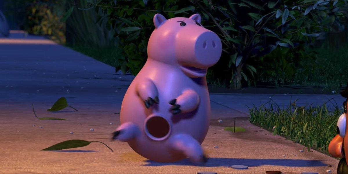 Onward star John Ratzenberger as Hamm in Toy Story 2