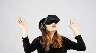 Oculus Rift experience