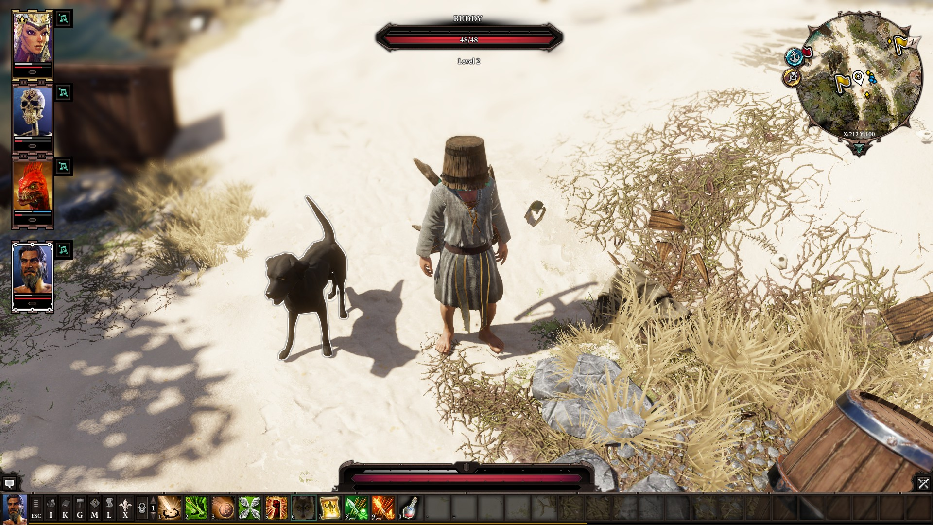 This Divinity: Original Sin 2 mod lets you reunite to star-crossed dogs | PC Gamer