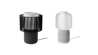 Ikea table lamp speaker 2