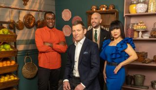 TV tonight: Liam, Benoit, Tom and Cherish get set for another delicious episode.