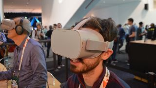 The VR headset you can take anywhere