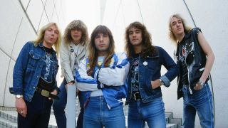 Iron Maiden in 1982