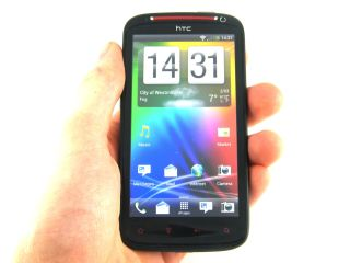 Hands on HTC Sensation XE Ice Cream Sandwich review