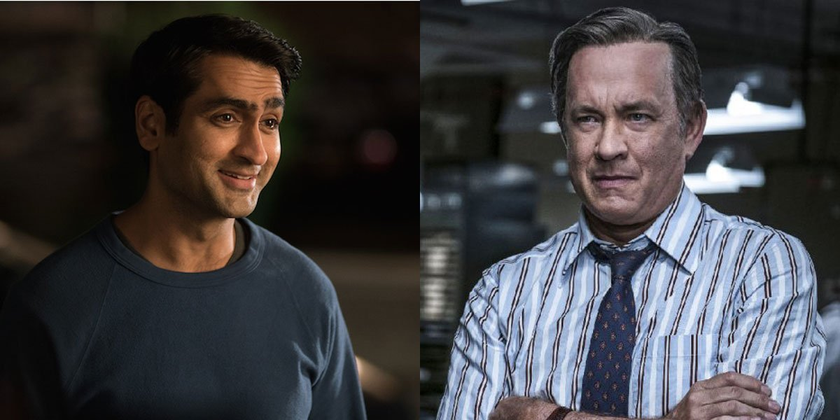 Tom Hanks and Kumail Nanjiani on coronavirus 2020
