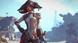 Captain Scarlett Borderlands 2