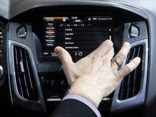 Ford reboots SYNC for Europe, confirms MyKey for 2012