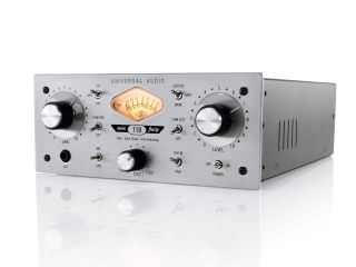 The Universal Audio 710 Twinfinity Preamp