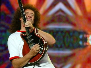 For Brian May it helps to be a brainiac as well as a guitar hero
