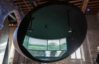 projectiondesign for Belgium's In Flanders Fields Museum