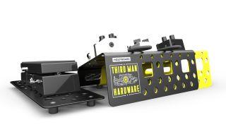 Holeyboard x Third Man Hardware pedalboard