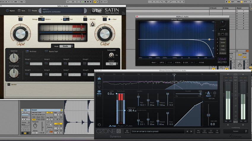 10 ways to make your DAW projects sound more human