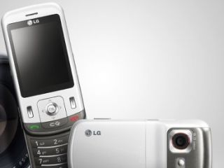 The LG KC780 super slim 8MP phone