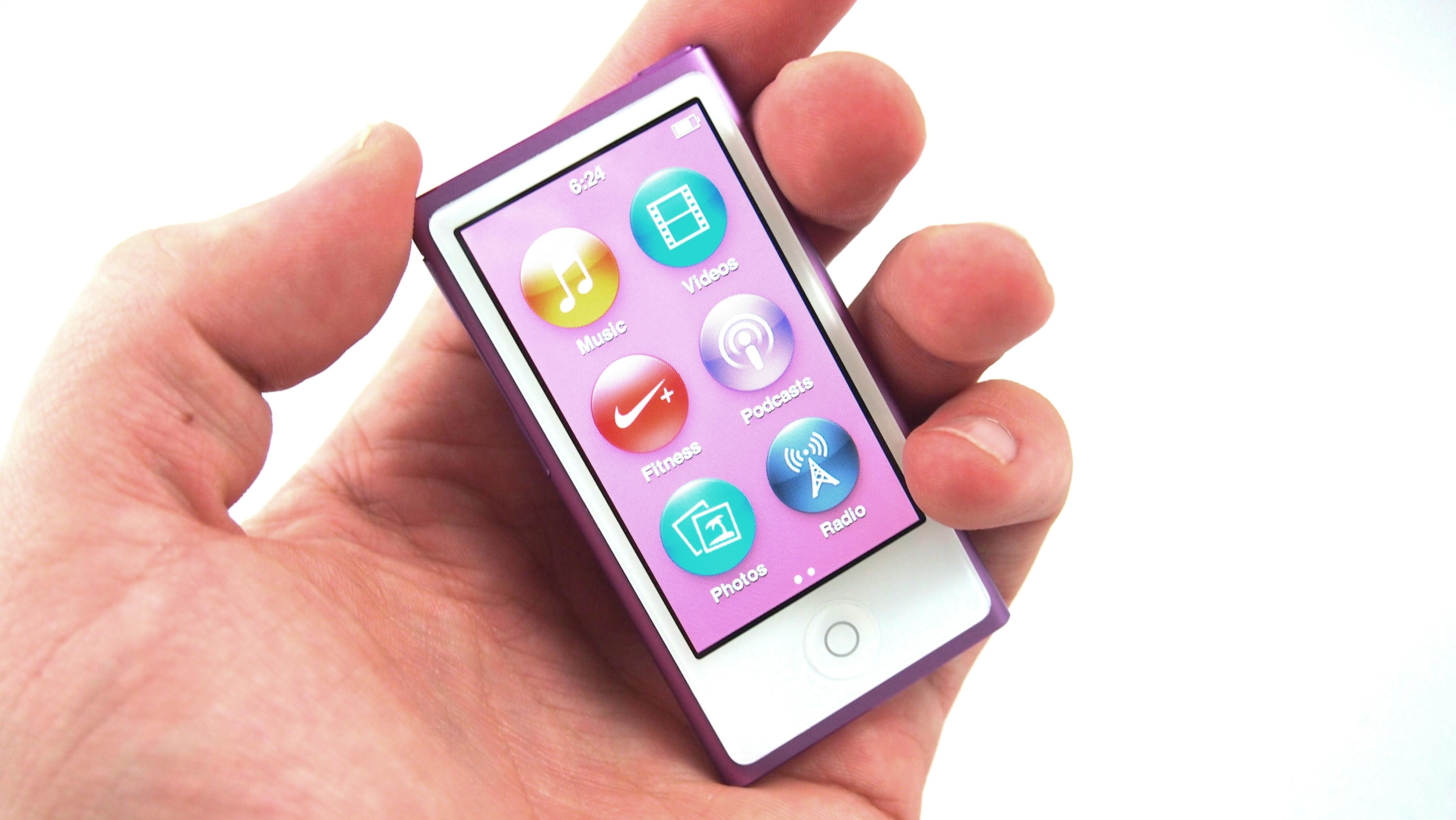 Ipod Nano 7th Generation Review Techradar