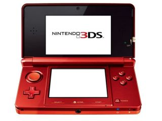 Nintendo 3DS - stereoscopic