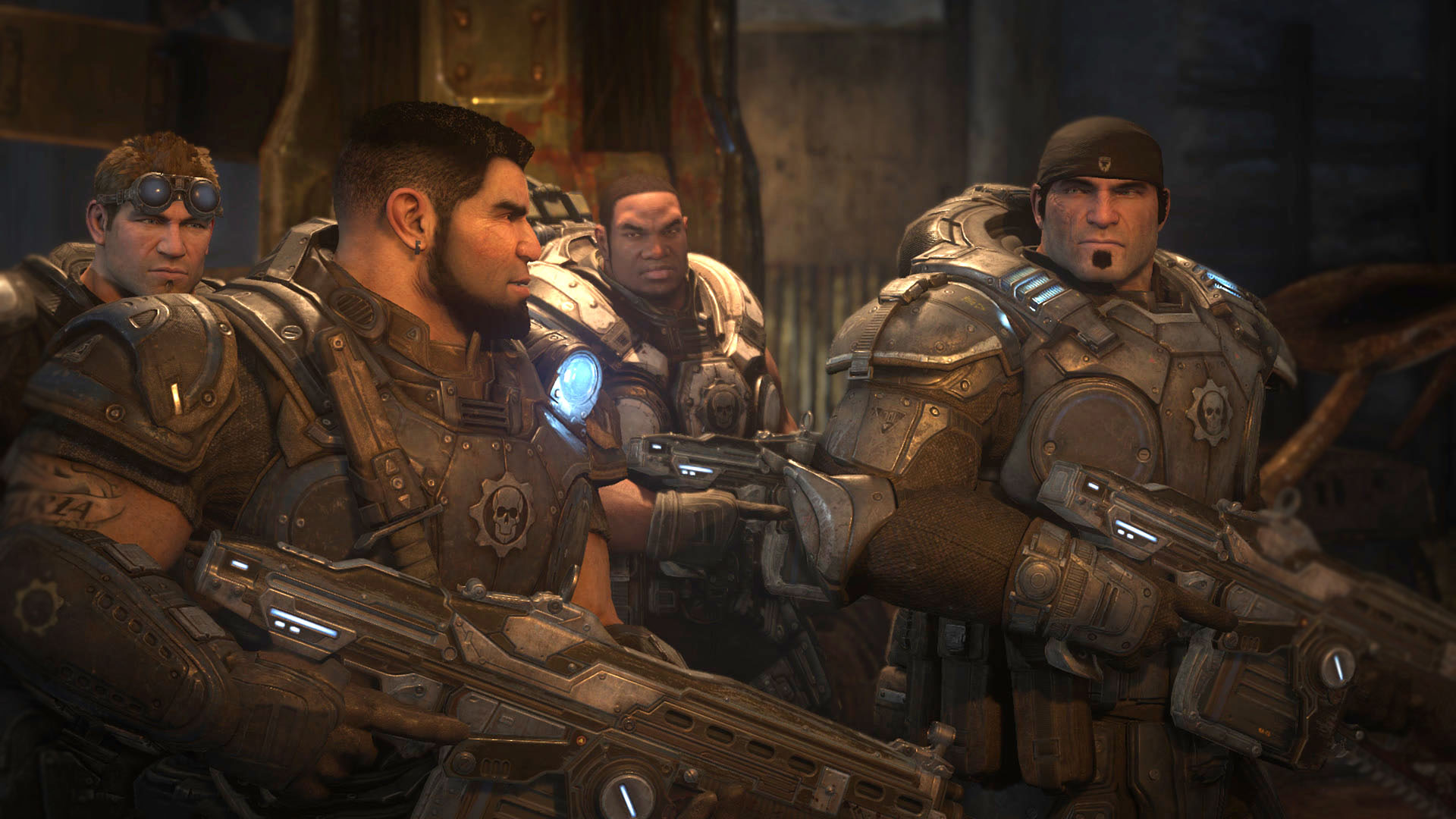 Gears of War Ultimate Edition Coming To PC #32875