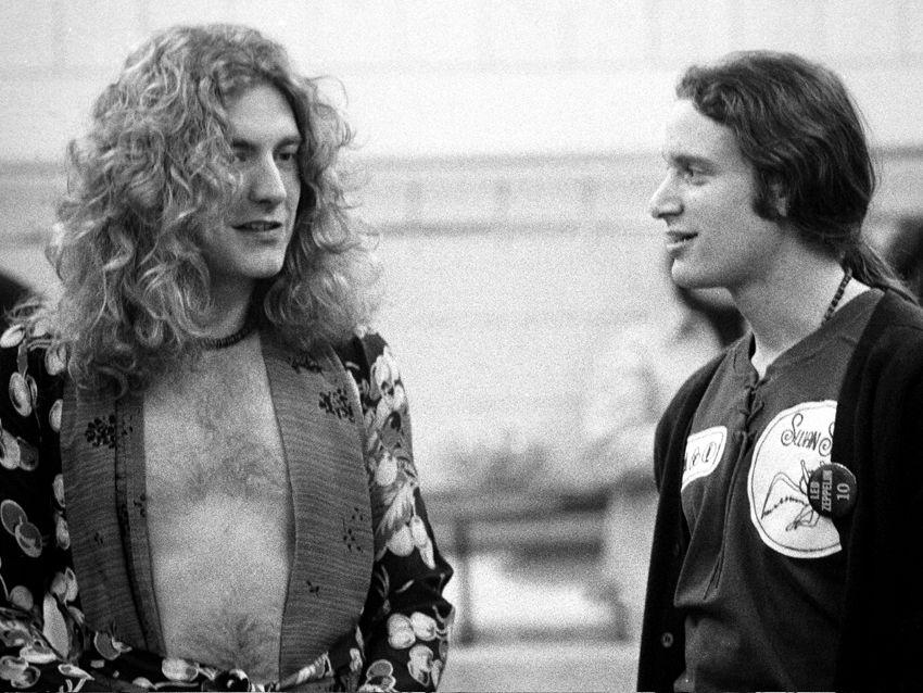 Tool News Toolband Com >> Danny Goldberg talks Led Zeppelin, Nirvana | MusicRadar