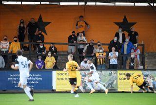 Cambridge United v Fulham U21 – EFL Trophy – Southern Group H – Abbey Stadium
