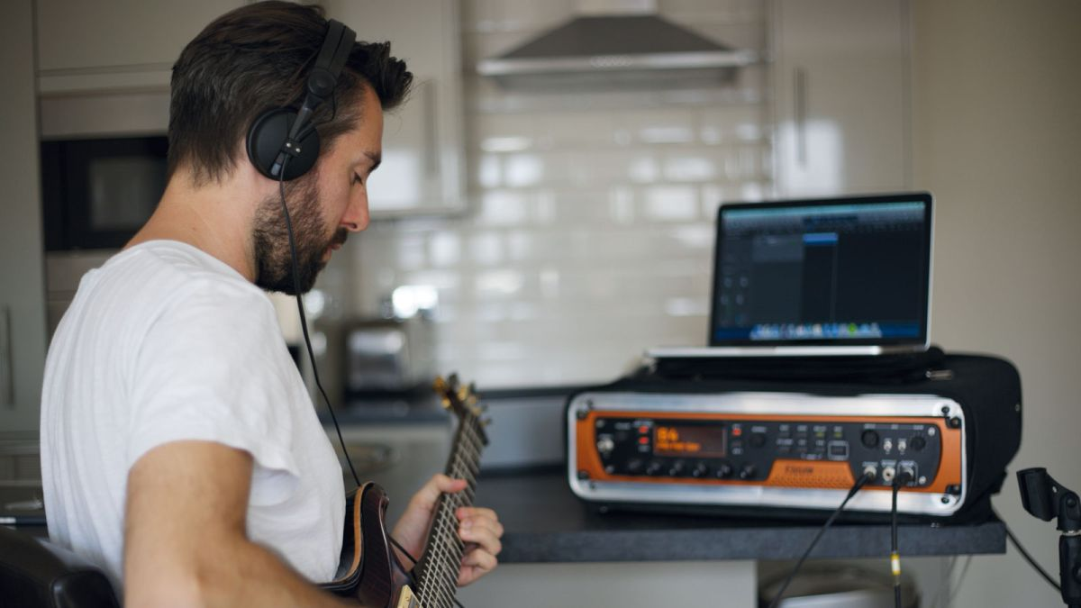 How to record remote sessions, according to one successful pro guitarist