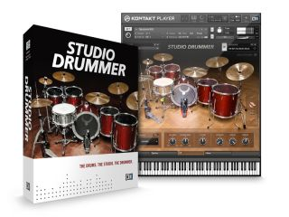 Create studio-quality acoustic drums in Kontakt 5.