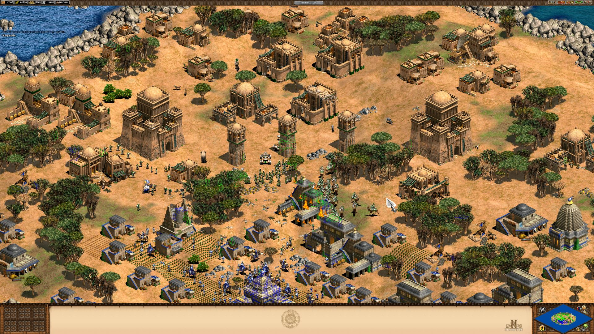new age of empires 2 hd expansion out this week pc gamer