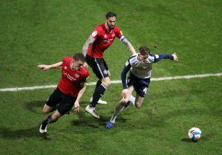 Preston North End v Queens Park Rangers – Sky Bet Championship – Deepdale