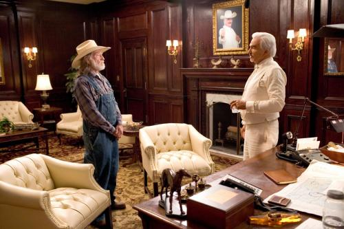 Willie Nelson,Burt Reynolds