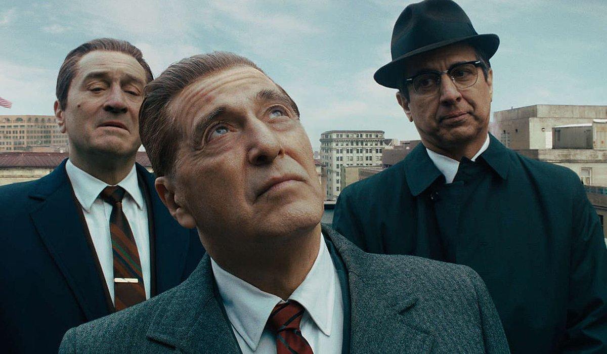 Robert DeNiro Al Pacino Ray Romano The Irishman Netflix