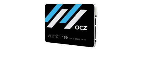 Ocz Vector 180. Header