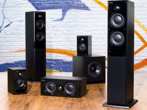 KEF C Series AV5 Package