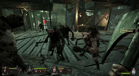 Warhammer End Times Vermintide Review Pc Gamer