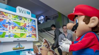 Australian Wii U midnight launch