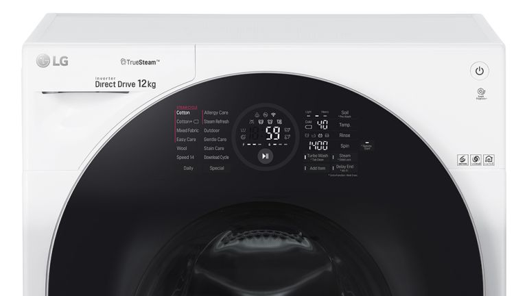 LG FH4G1BCS2 washing machine