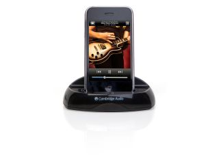 Cambridge Audio iD50 iPod dock up for grabs!