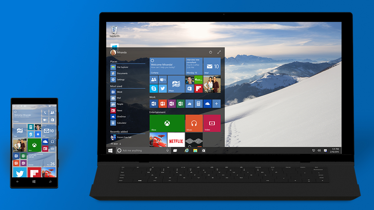 Why Windows 10 Universal Apps might just be Microsoft's