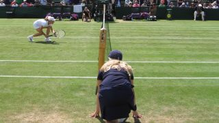 Wimbledon Girl