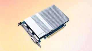 Intel Iris Xe graphics card